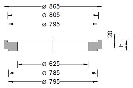 Auflagering-AR-V