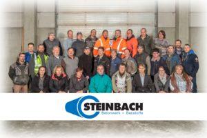 Belegschaft Betonwerk Steinbach