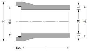 Stahlbeton-Anschlussstück-mit-Glocke