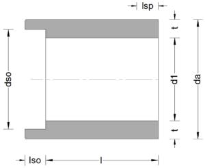 Stahlbeton-Anschlussstück-mit-Muffe-DN-1300-2600-Gleitringdichtung
