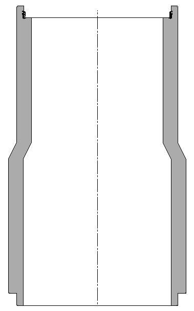 Stahlbeton-Reduzierung
