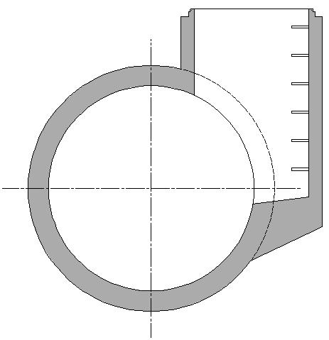 Tangentialschacht-mit-Stehfläche-Schnitt